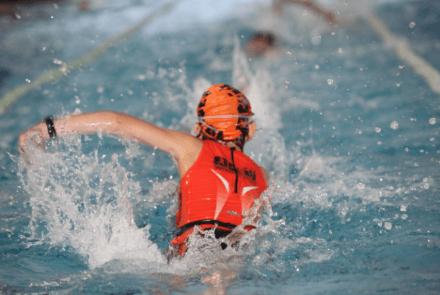 קבוצות ספורט - שחייה