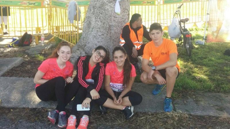 מרתון תל אביב 2016 - עמק האושר